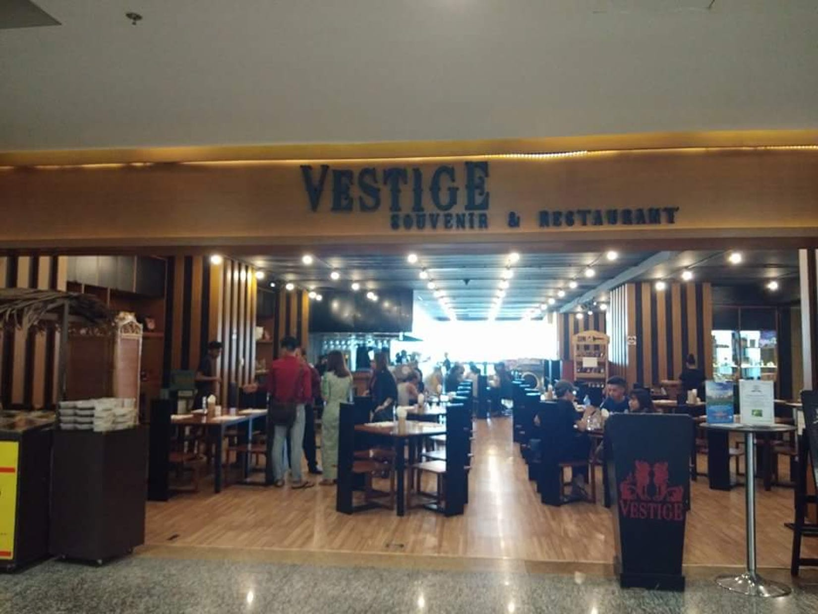 Vestige cafe | yathar