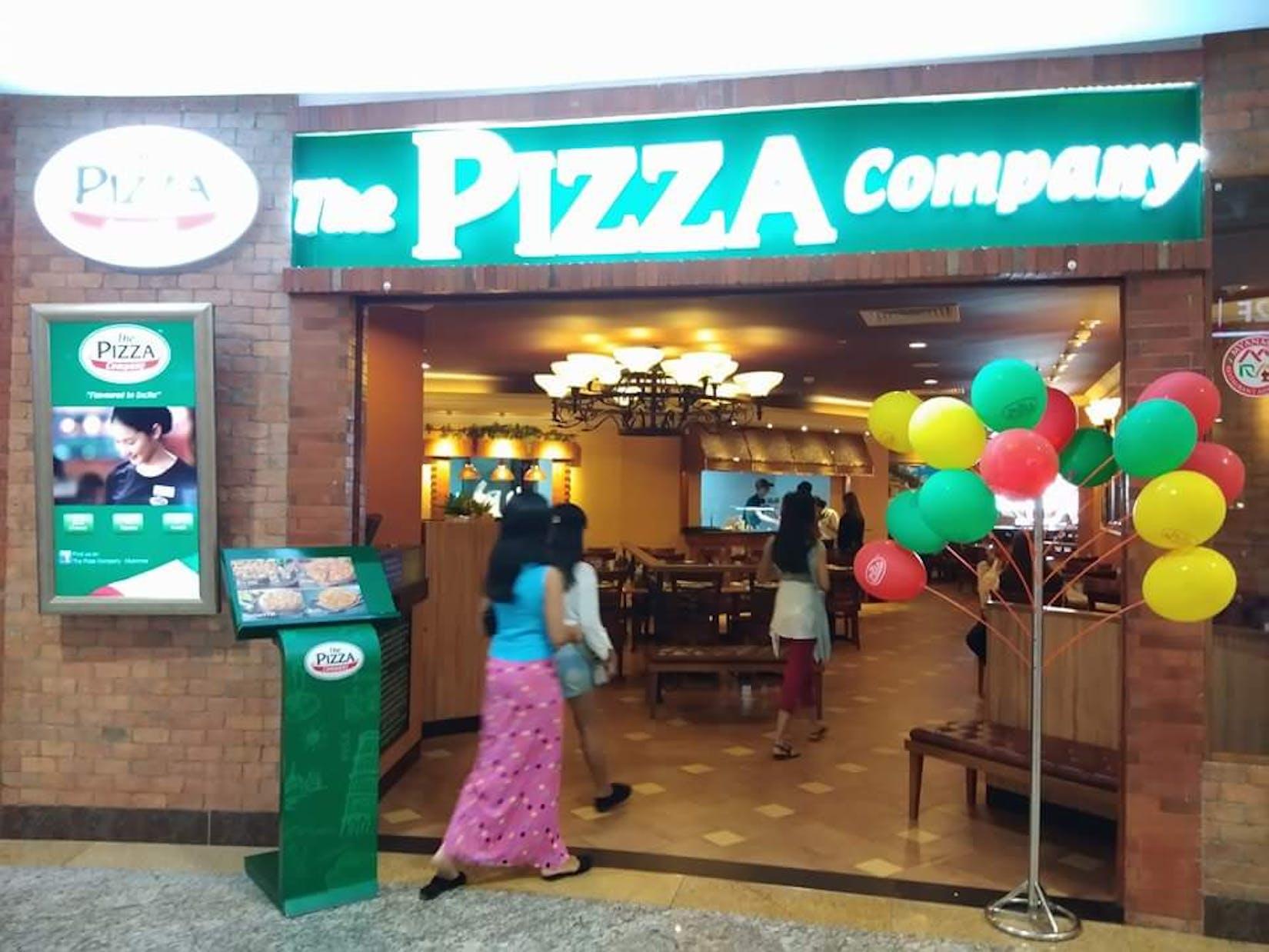 The Pizza Company | yathar