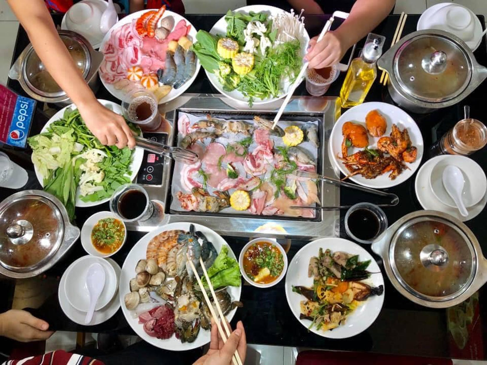Kit Kit - Hot Pot & BBQ Buffet | yathar