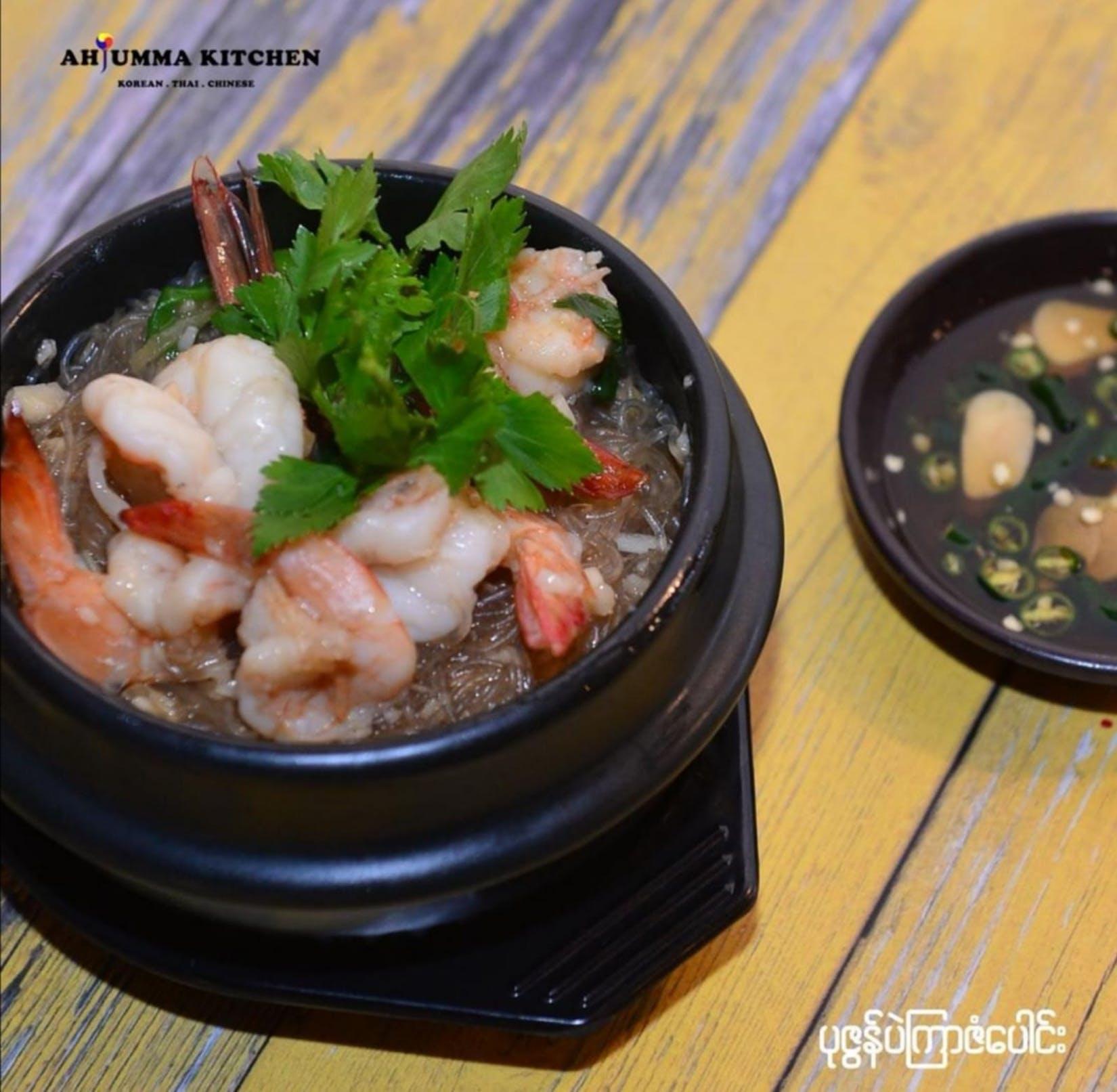 Ahjumma Kitchen | yathar