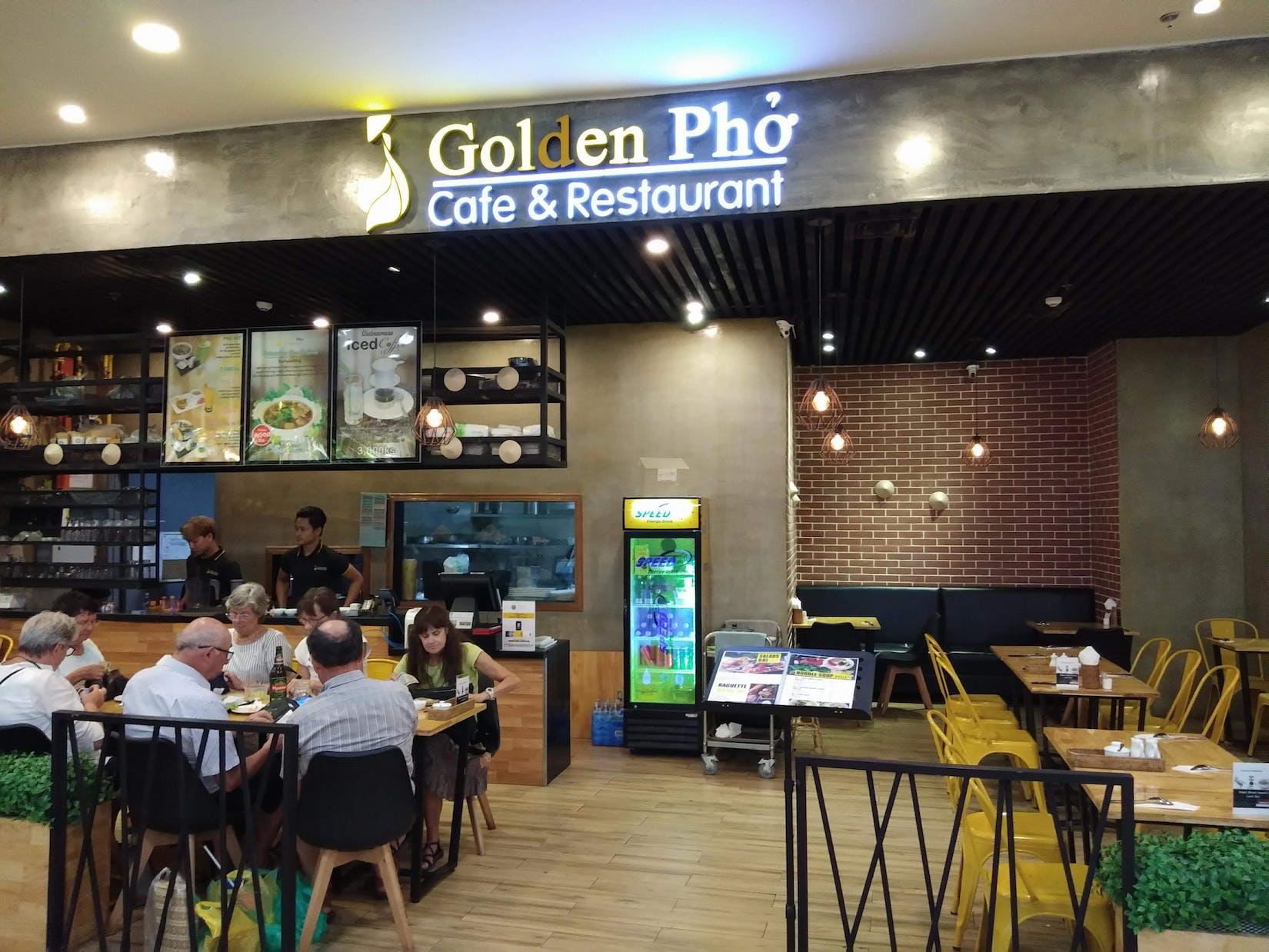 Golden Pho Cafe & Restaurant | yathar