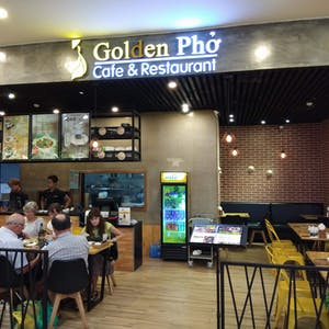 Golden Pho Cafe & Restaurant | yathar