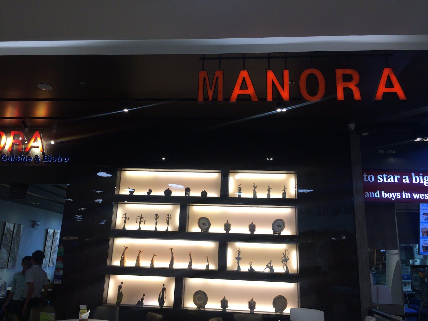 Manora | yathar