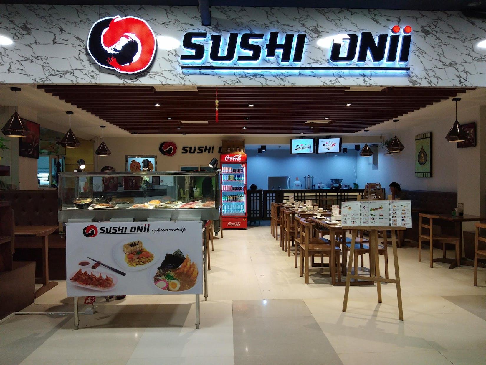 Sushi Onii | yathar