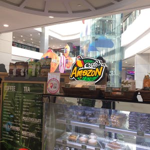 Cafe Amazon | yathar