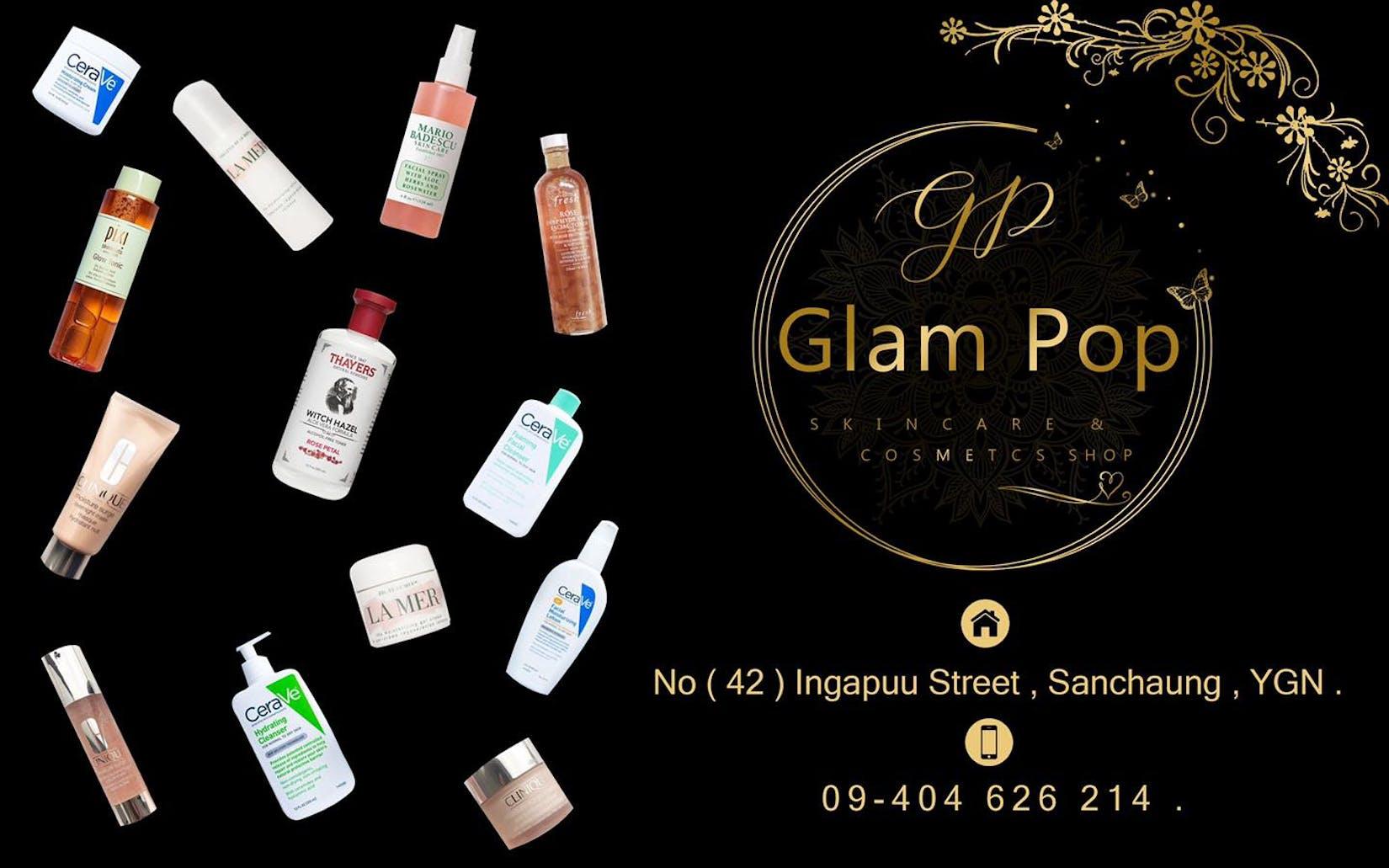 GLAM POP | Beauty