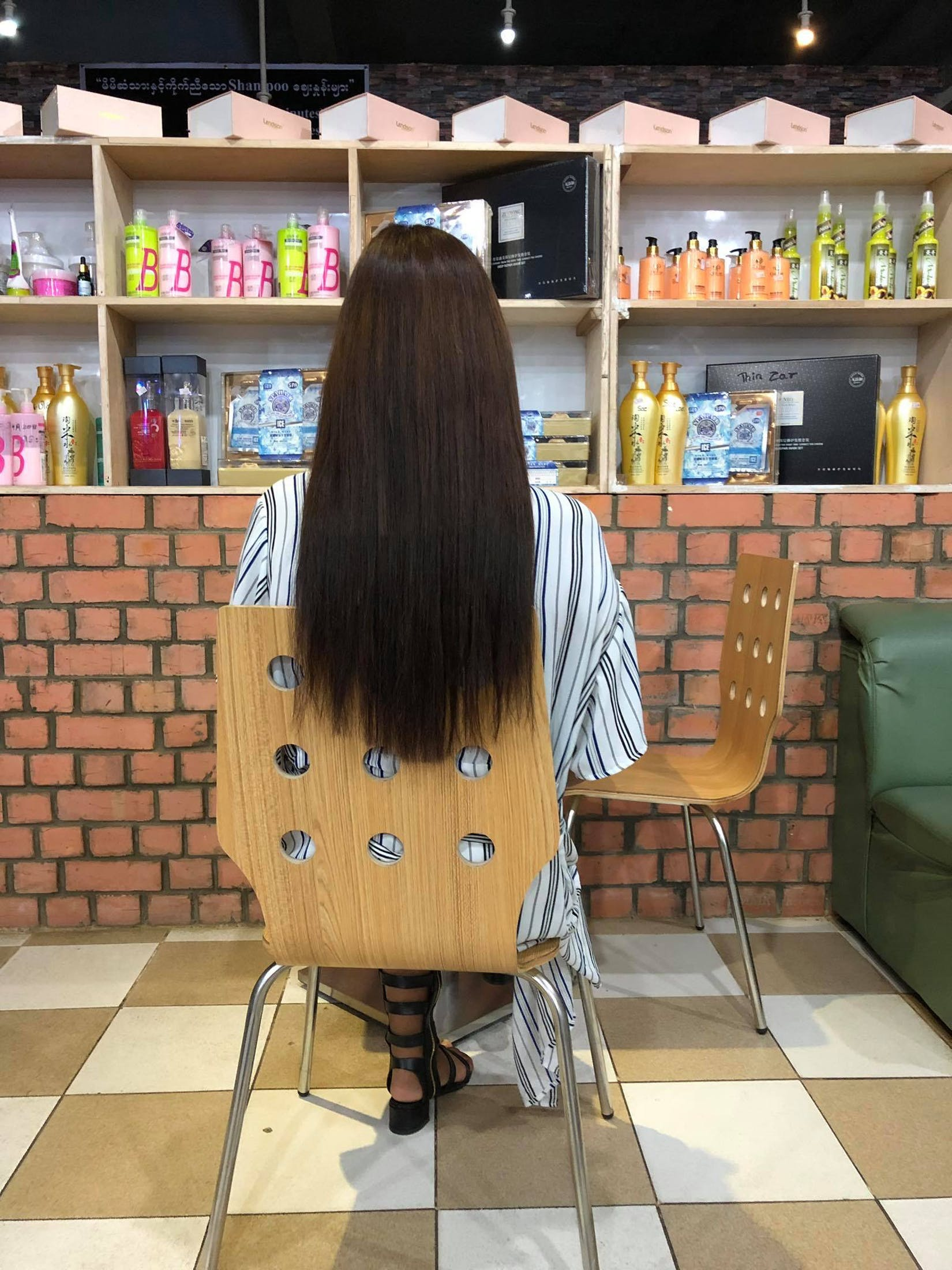 Yangon Idol Hair Salon | Beauty
