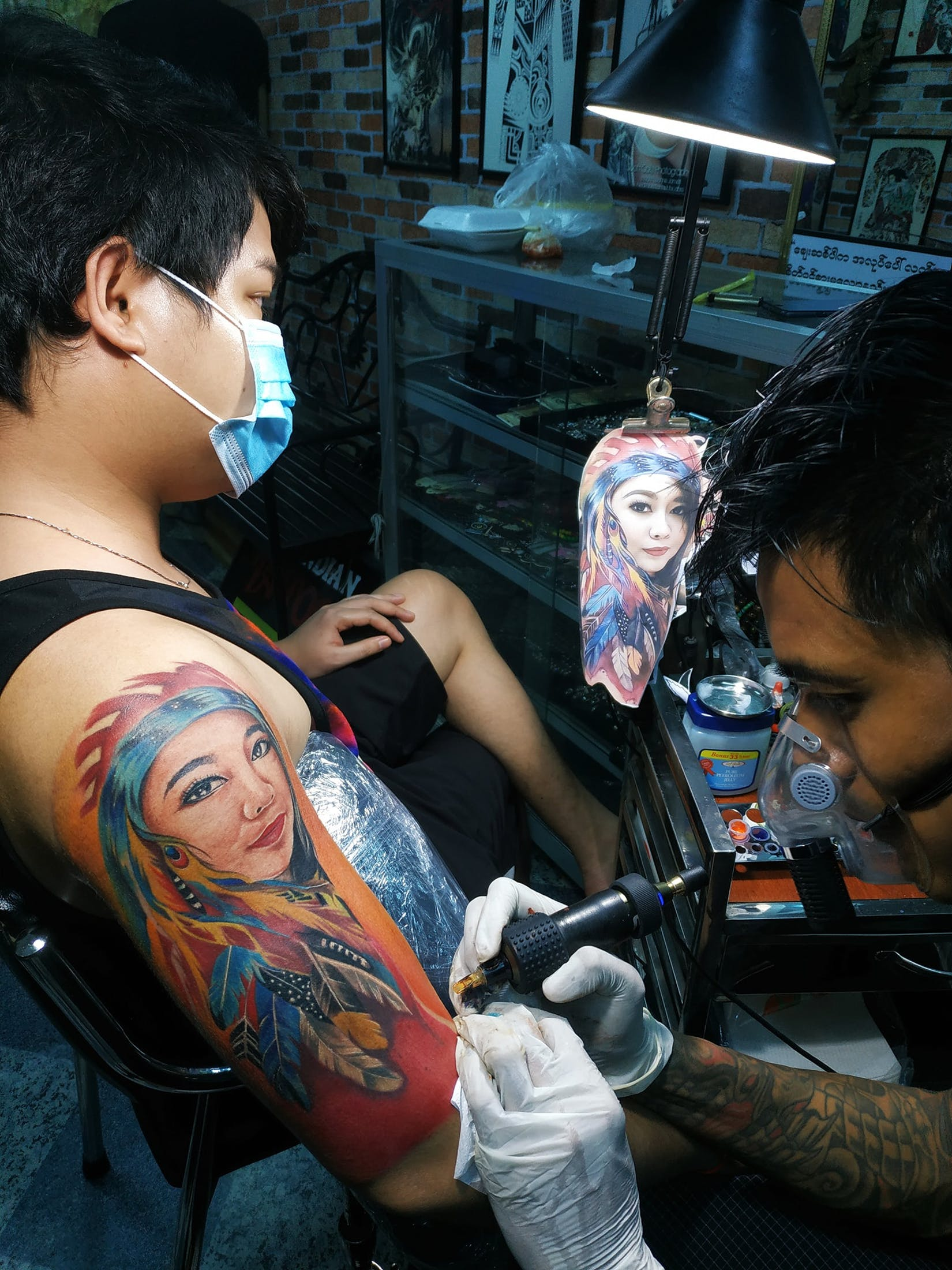 Red Indian Tattoo Studio | Beauty