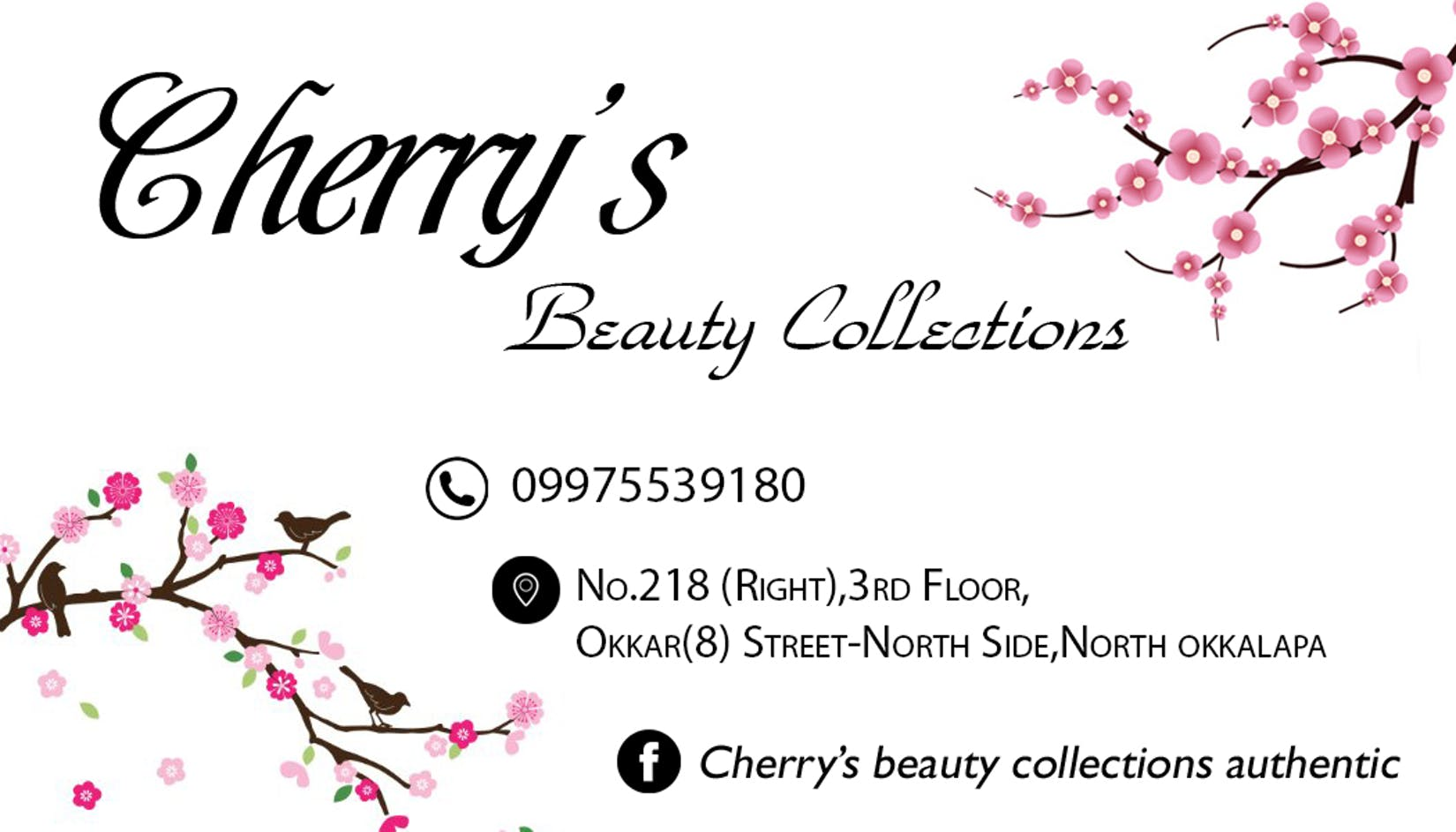 Cherry's beauty collections Authentic | Beauty