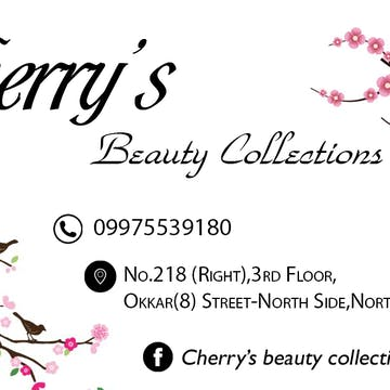 Cherry's beauty collections Authentic photo by nana maruo  | Beauty