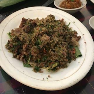 SHA YI KACHIN FOOD | yathar