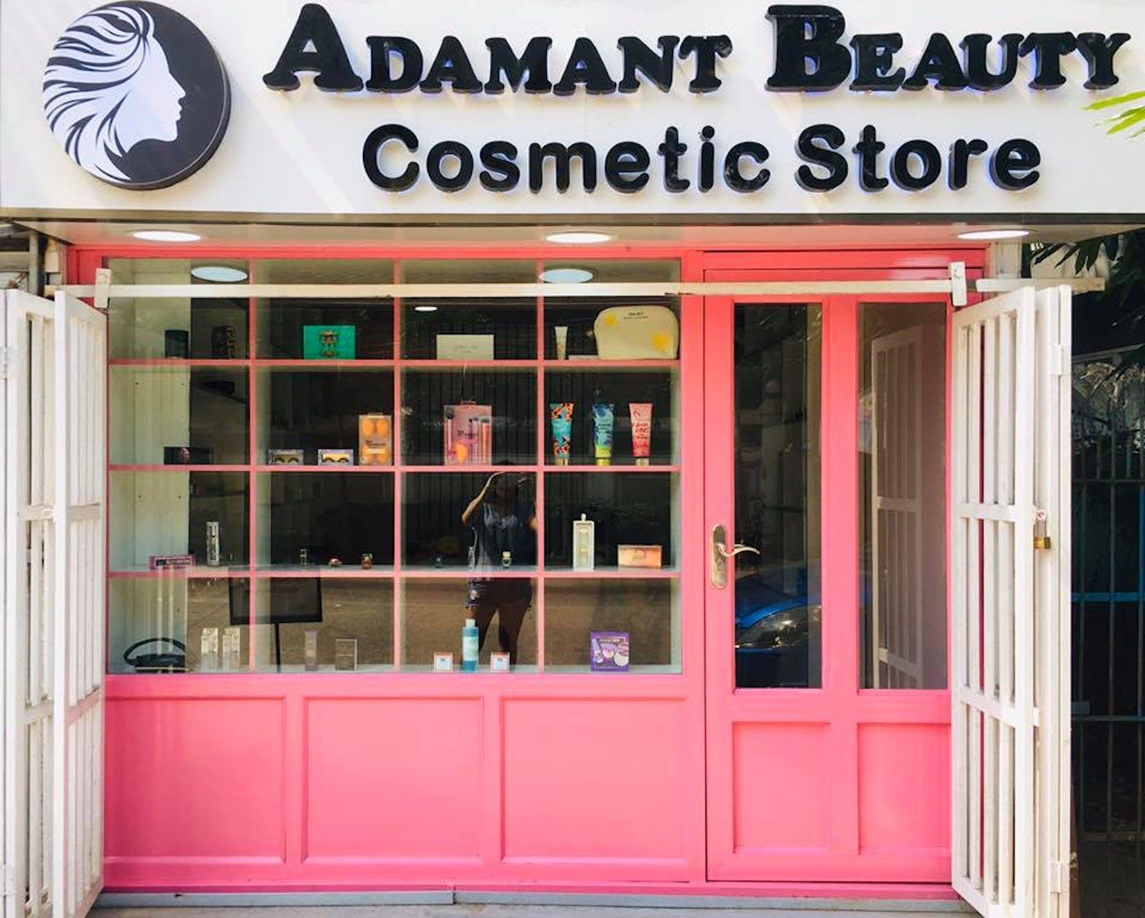 Adamant Beauty   Beauty