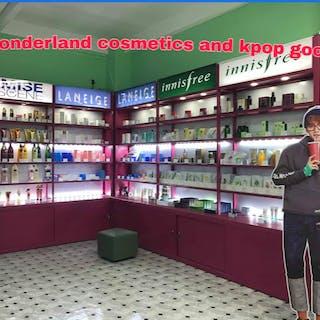 K-wonderland cosmetics And Kpop Shop   Beauty