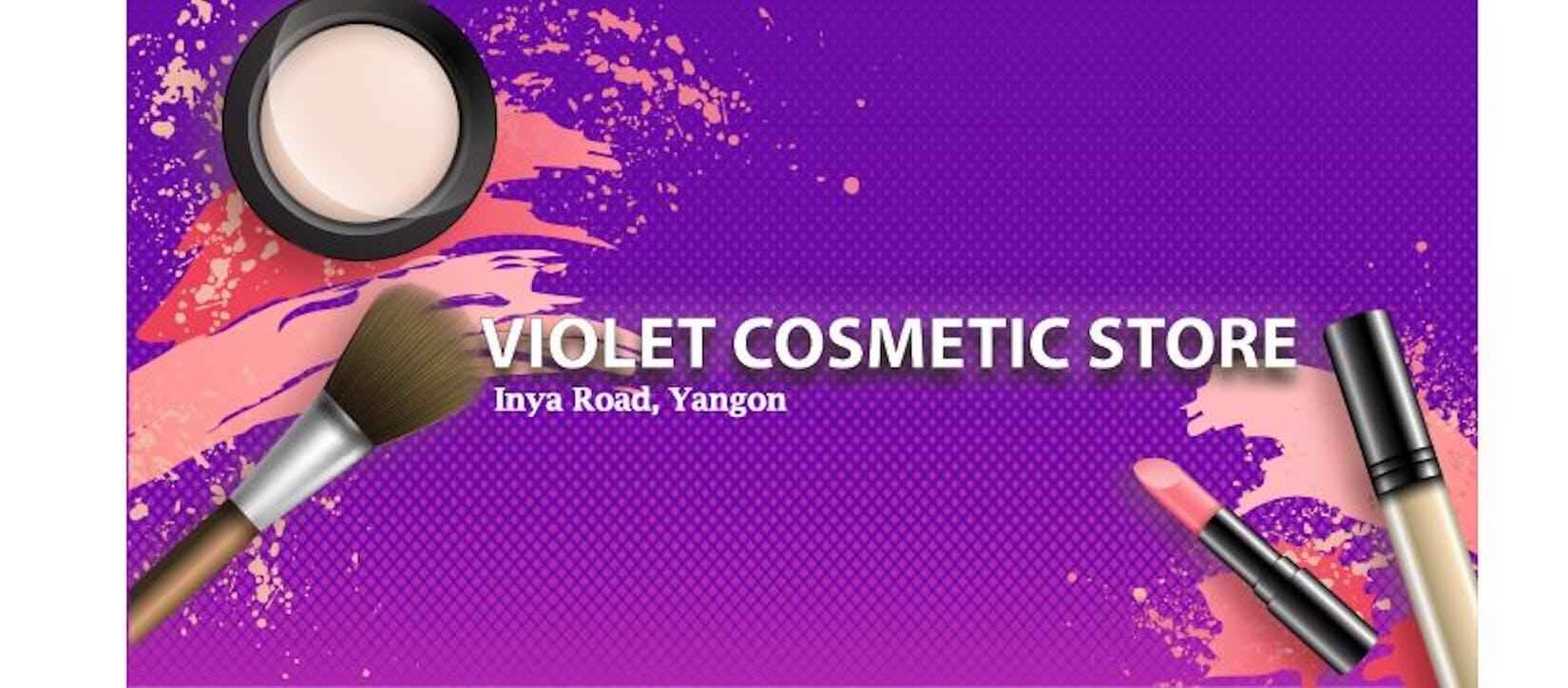 Violet Inya Cosmetic | Beauty
