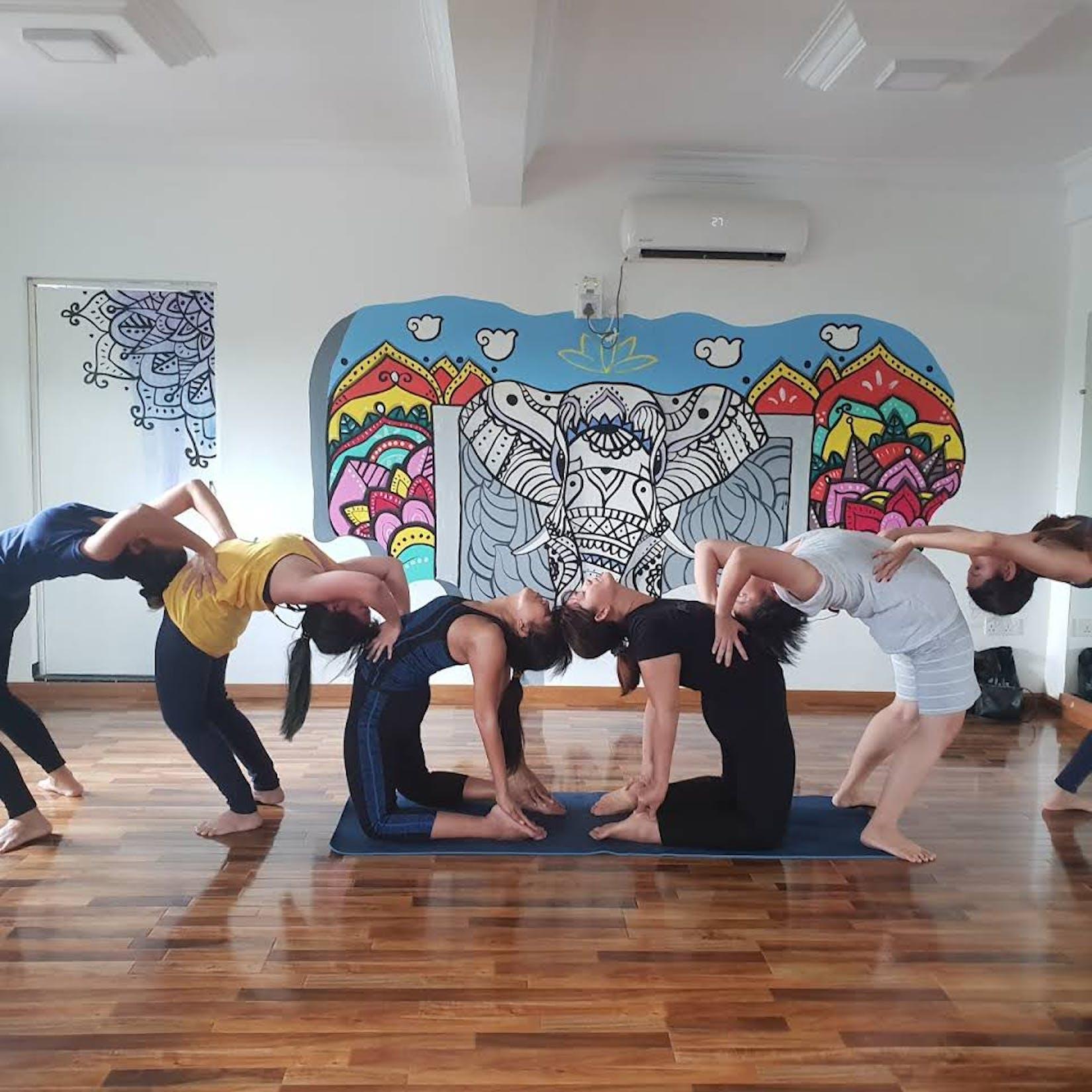Yankin Yoga Sanchaung | Beauty