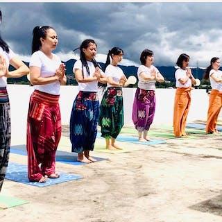 Nan Mo Yoga | Beauty