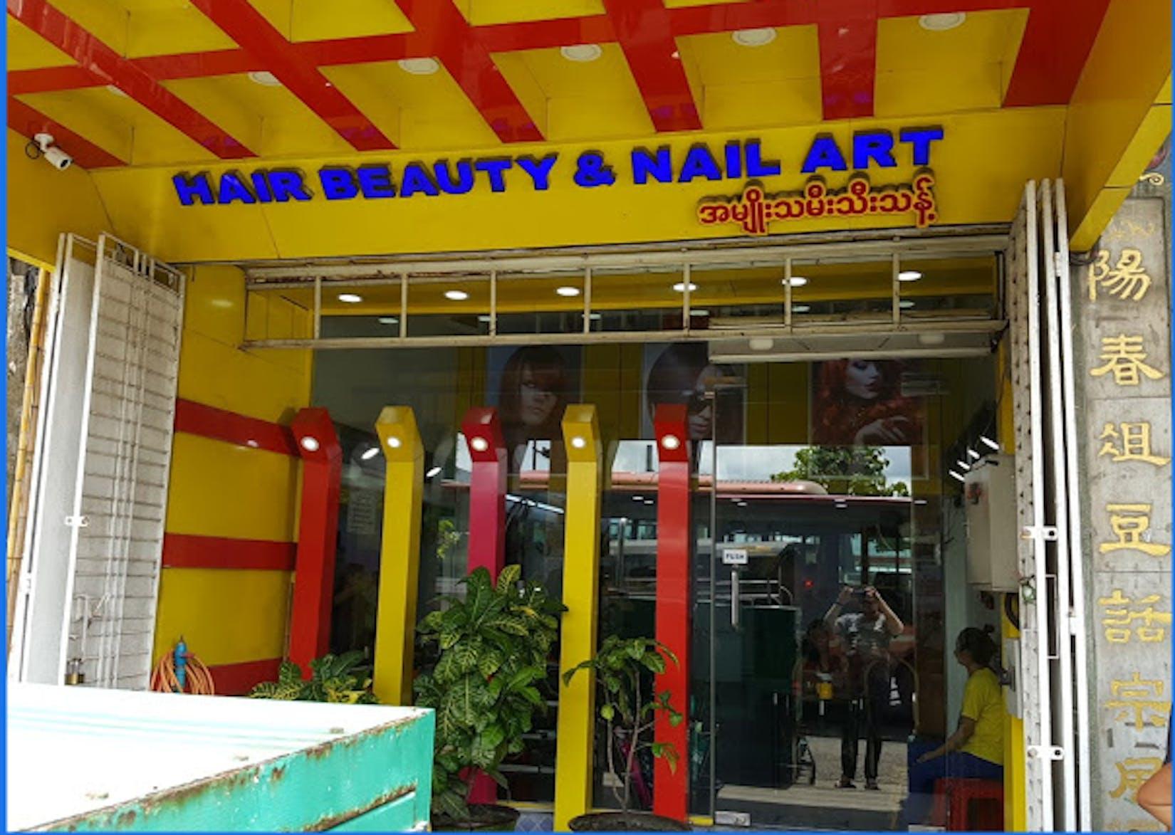 Shwe Myat Wunn Hair Beauty & Nail Art | Beauty