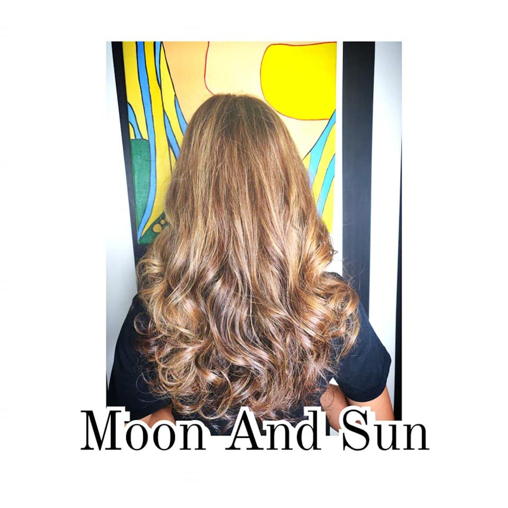 MOON & SUN Hair Care Salon   Beauty
