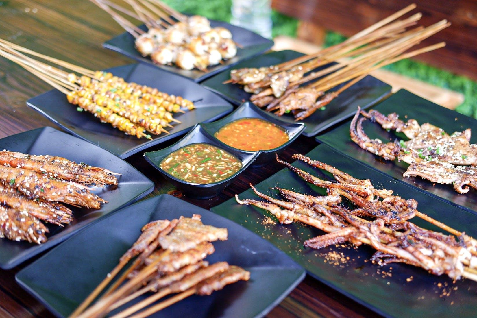 QQ Chinese BBQ | yathar