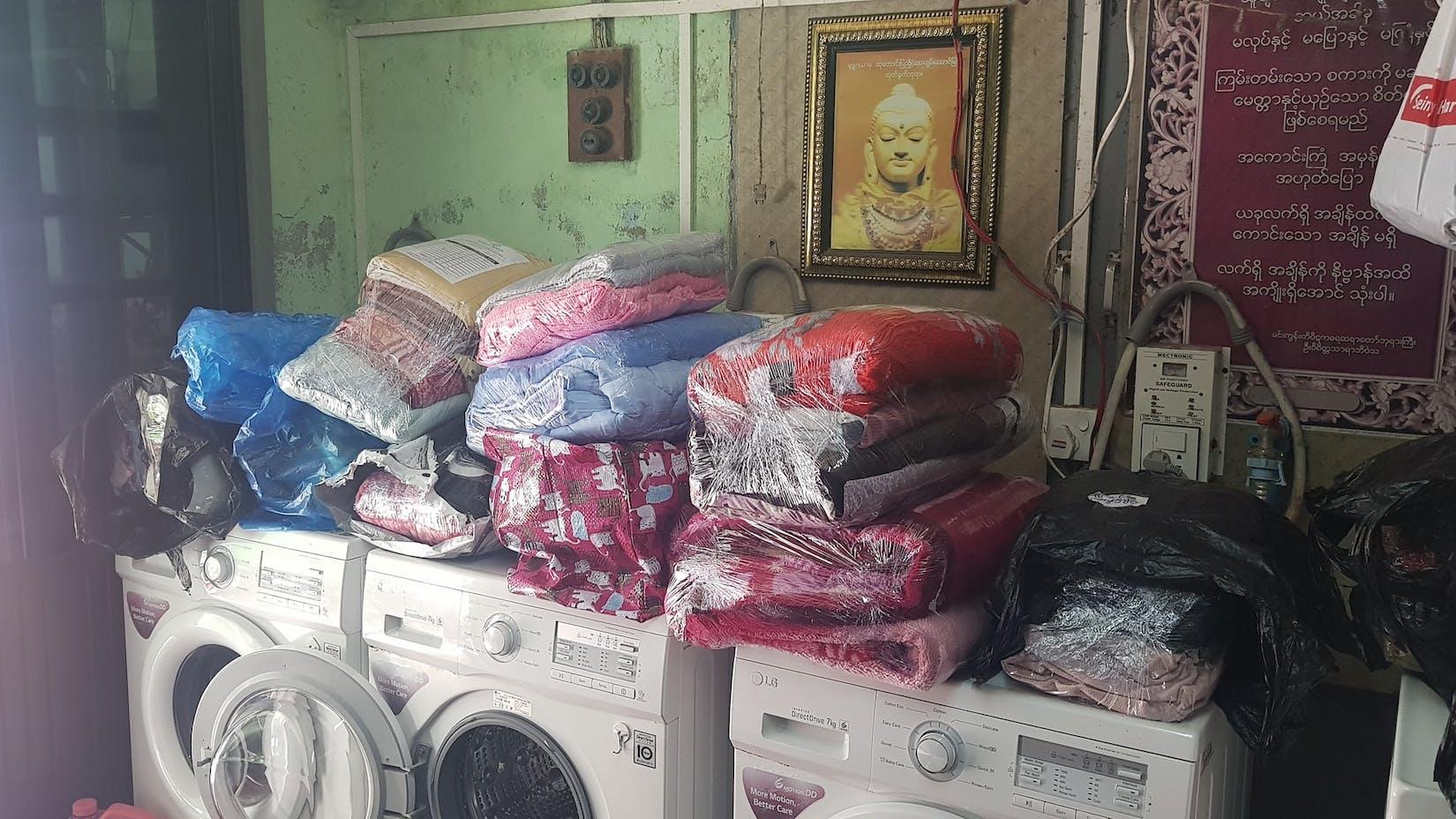 Magic Wash Professional Laundry | Beauty