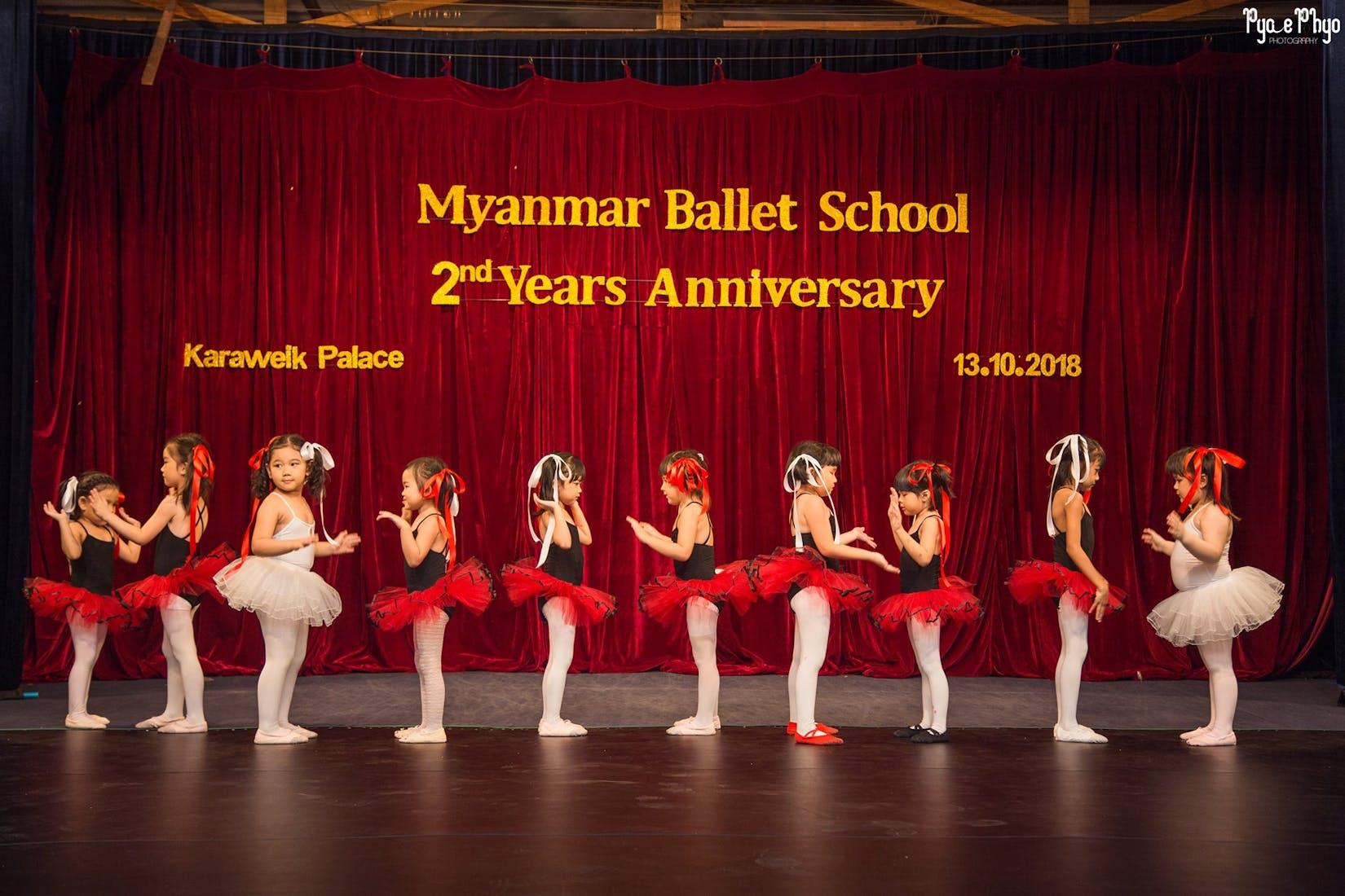 Myanmar Ballet School | Beauty