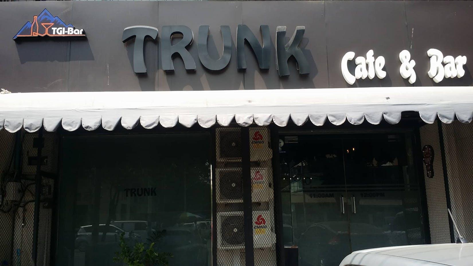 TRUNK CAFE & BAR | yathar