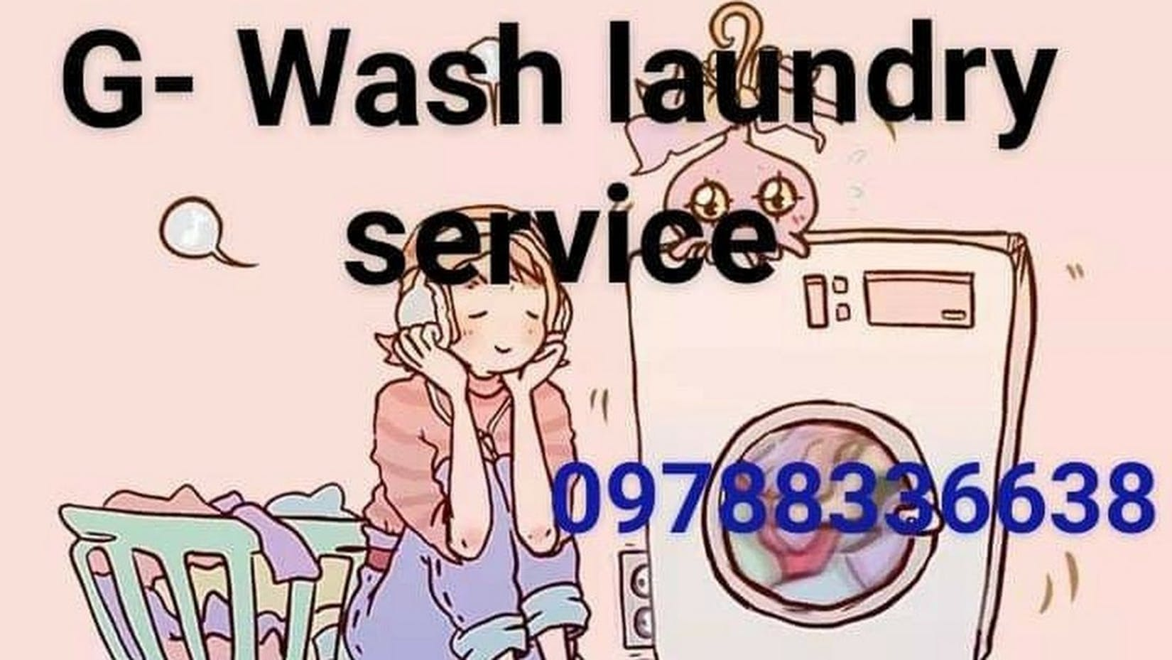 G-Wash Laundry services | Beauty