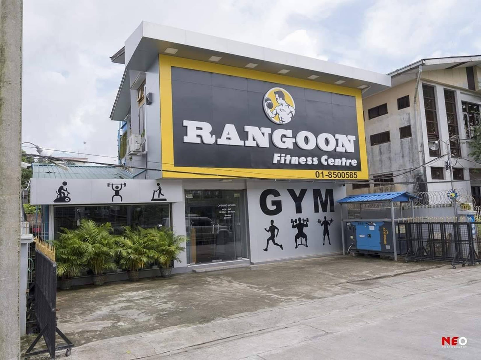 Rangoon Fitness Centre | Beauty