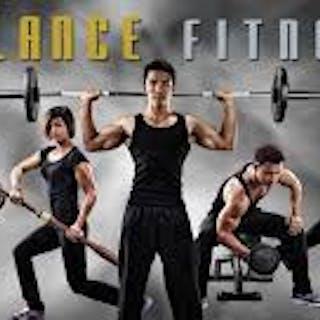 Balance Fitness I   Beauty