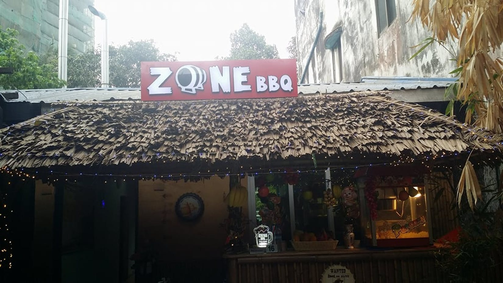 Zone BBQ | yathar