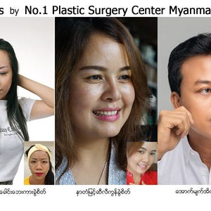 No.1 Plastic Surgery Center Myanmar | Medical