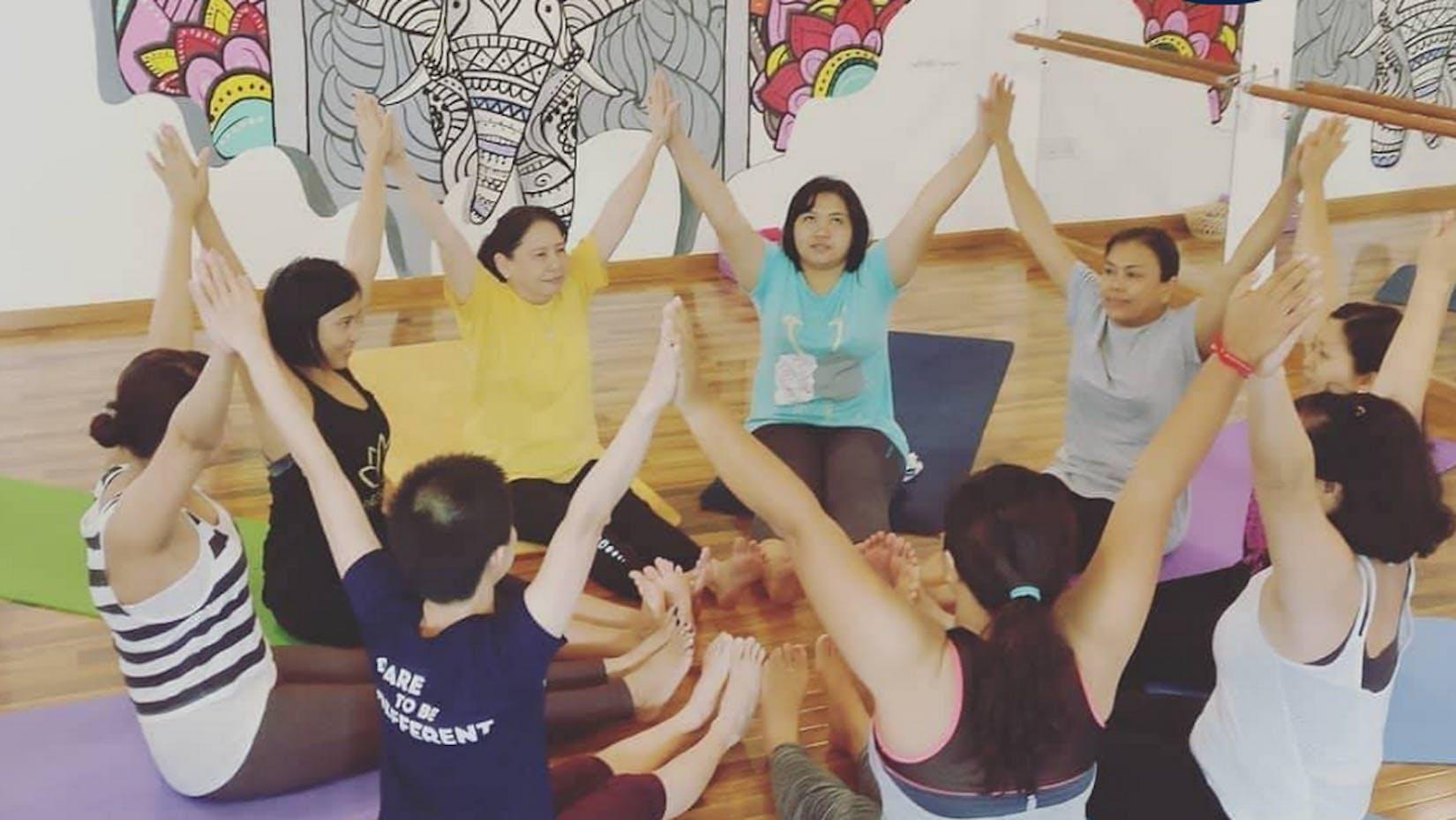 Yankin Yoga Thingangyun | Beauty