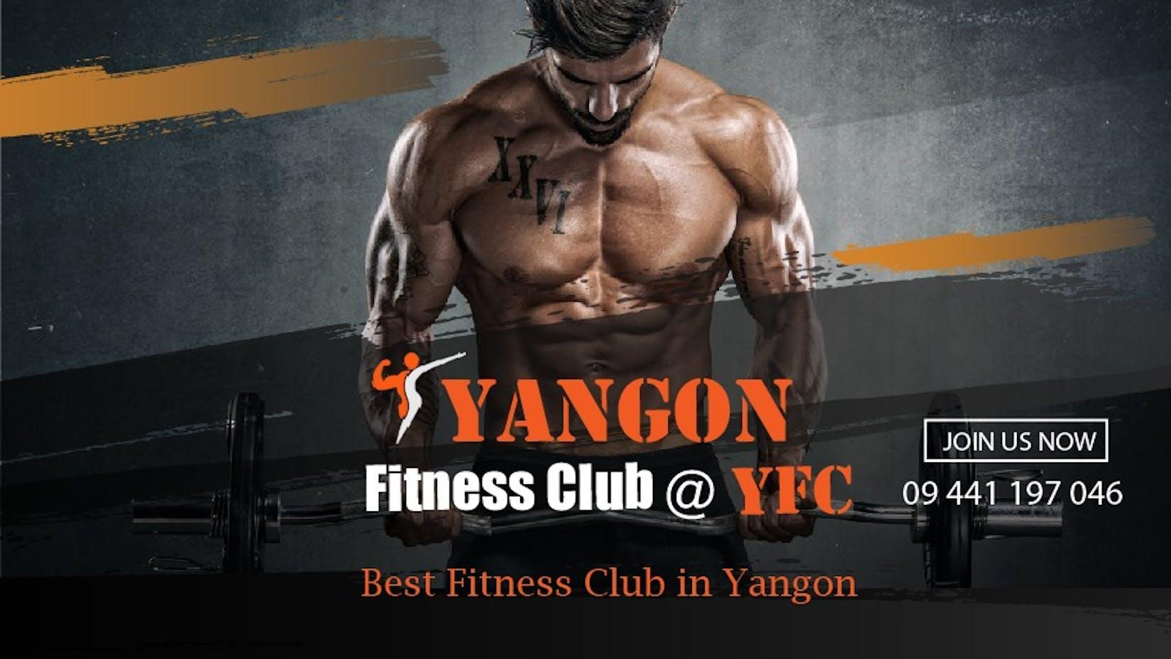 Yangon Fitness Club -9 (Ahlone Branch) | Beauty