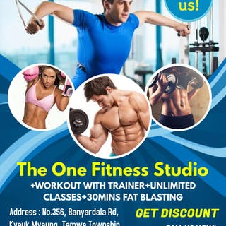 The One Fitness Studio | Beauty