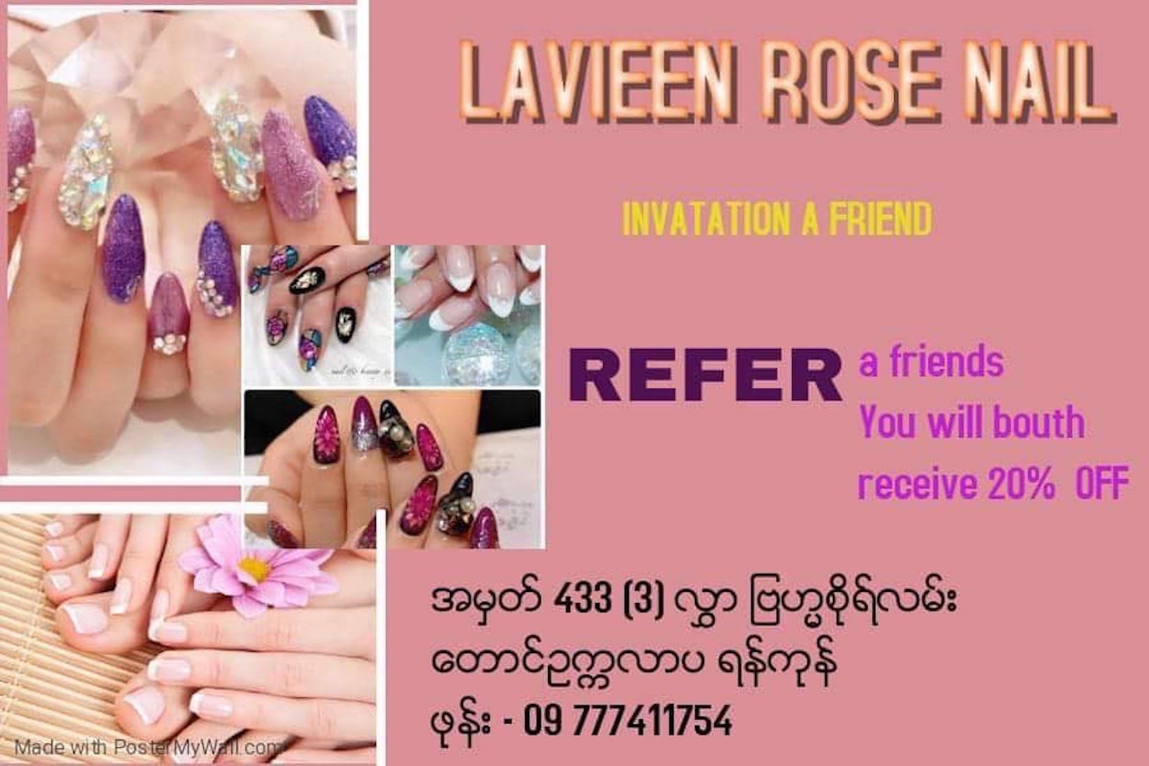 LVN Rose Nail & Spa | Beauty