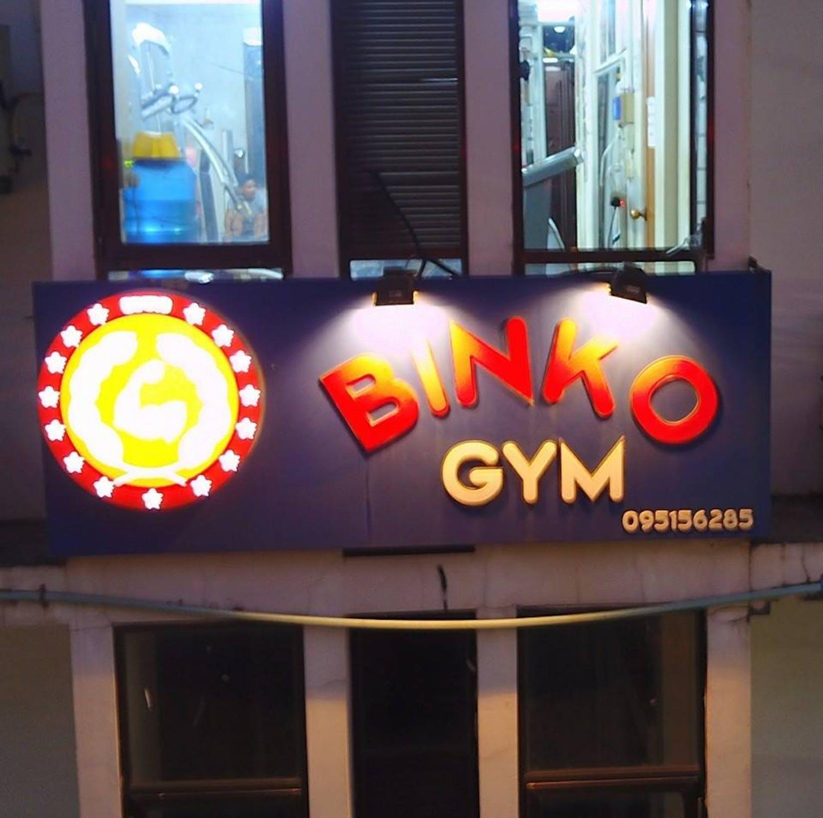 Binko Gym | Beauty