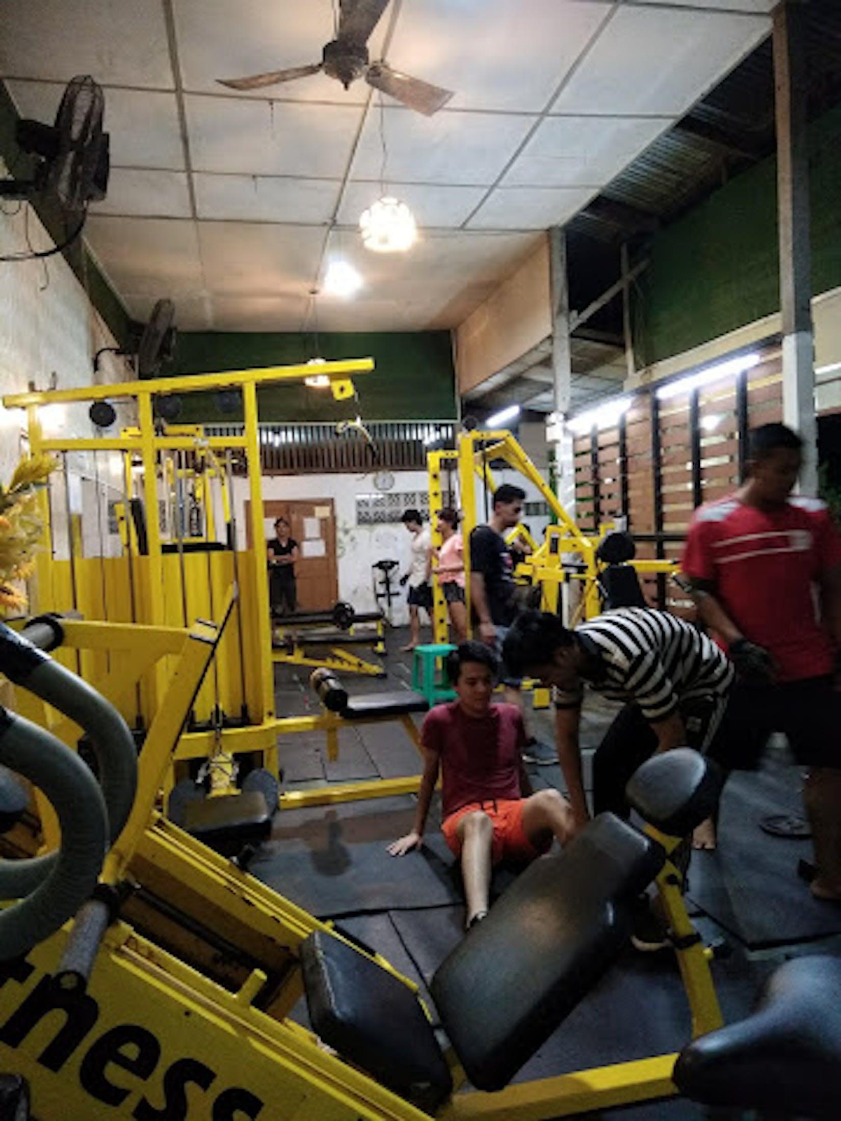 U-Fit Gym | Beauty