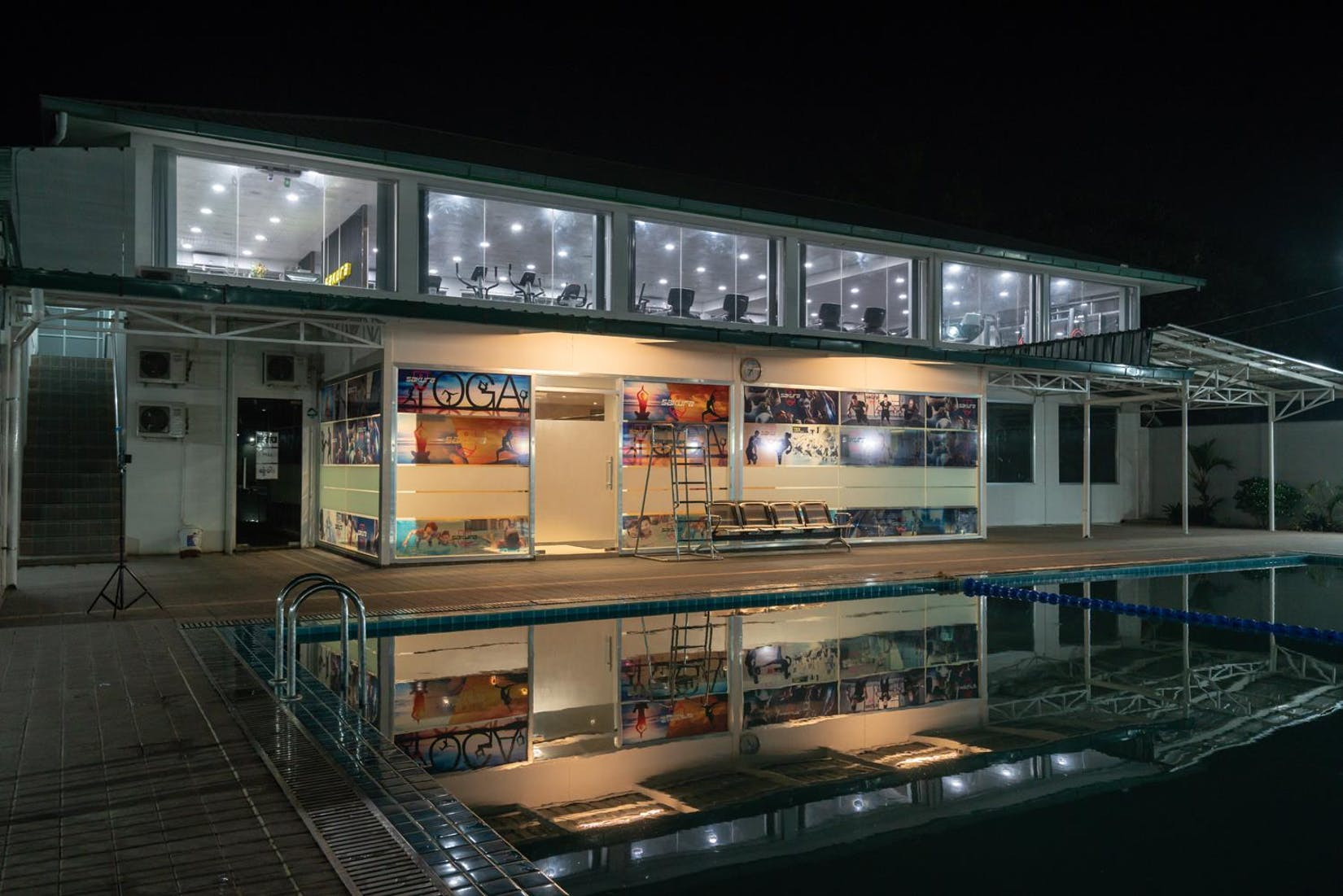 Sakura Pool & Fitness | Beauty