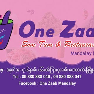 One Zaab Mandalay Branch | yathar