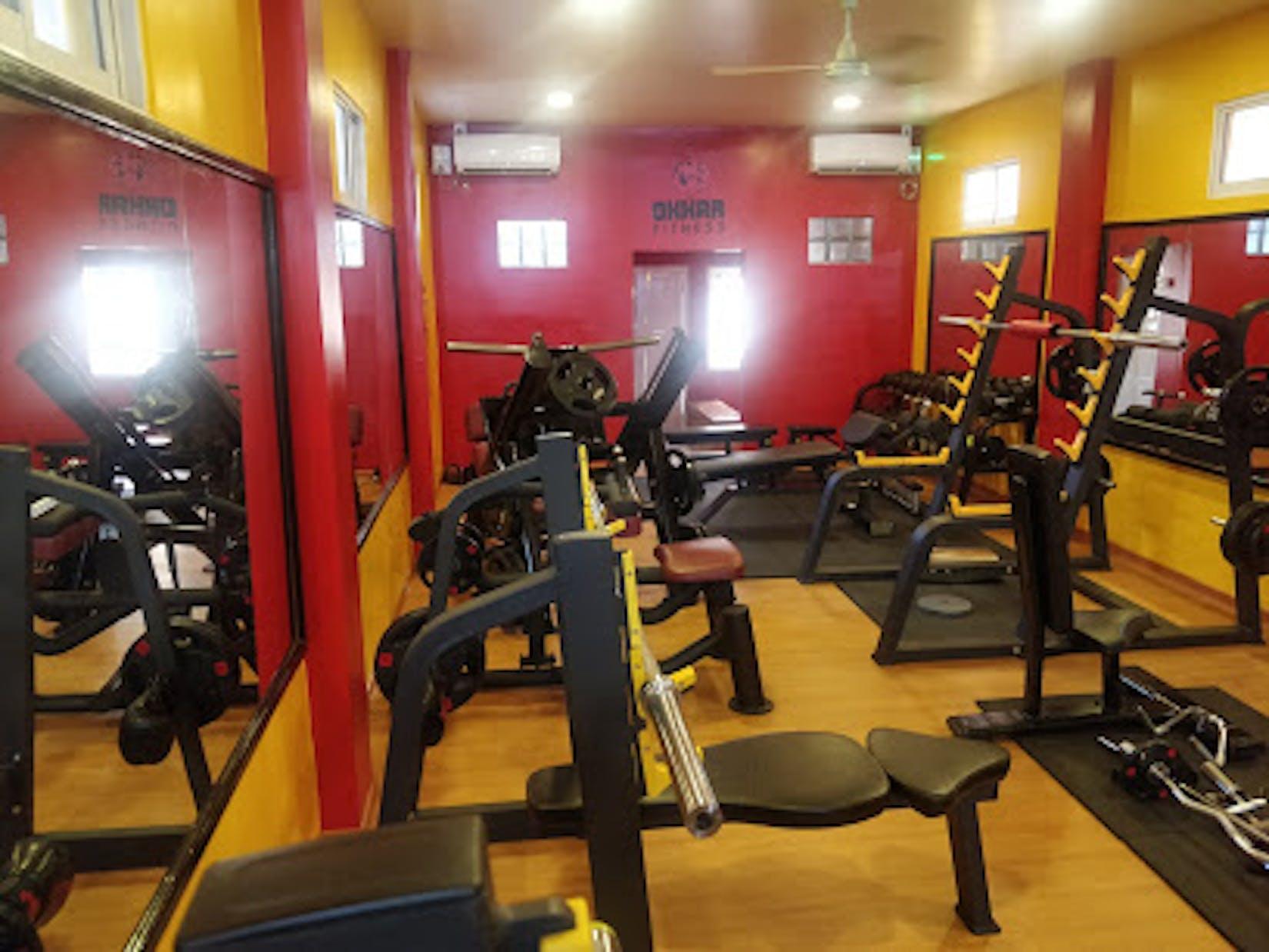 Oakkar Fitness 2 | Beauty