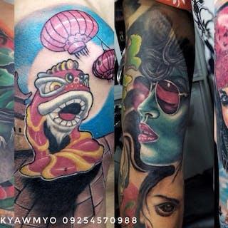 K2M Tattoo Studio | Beauty