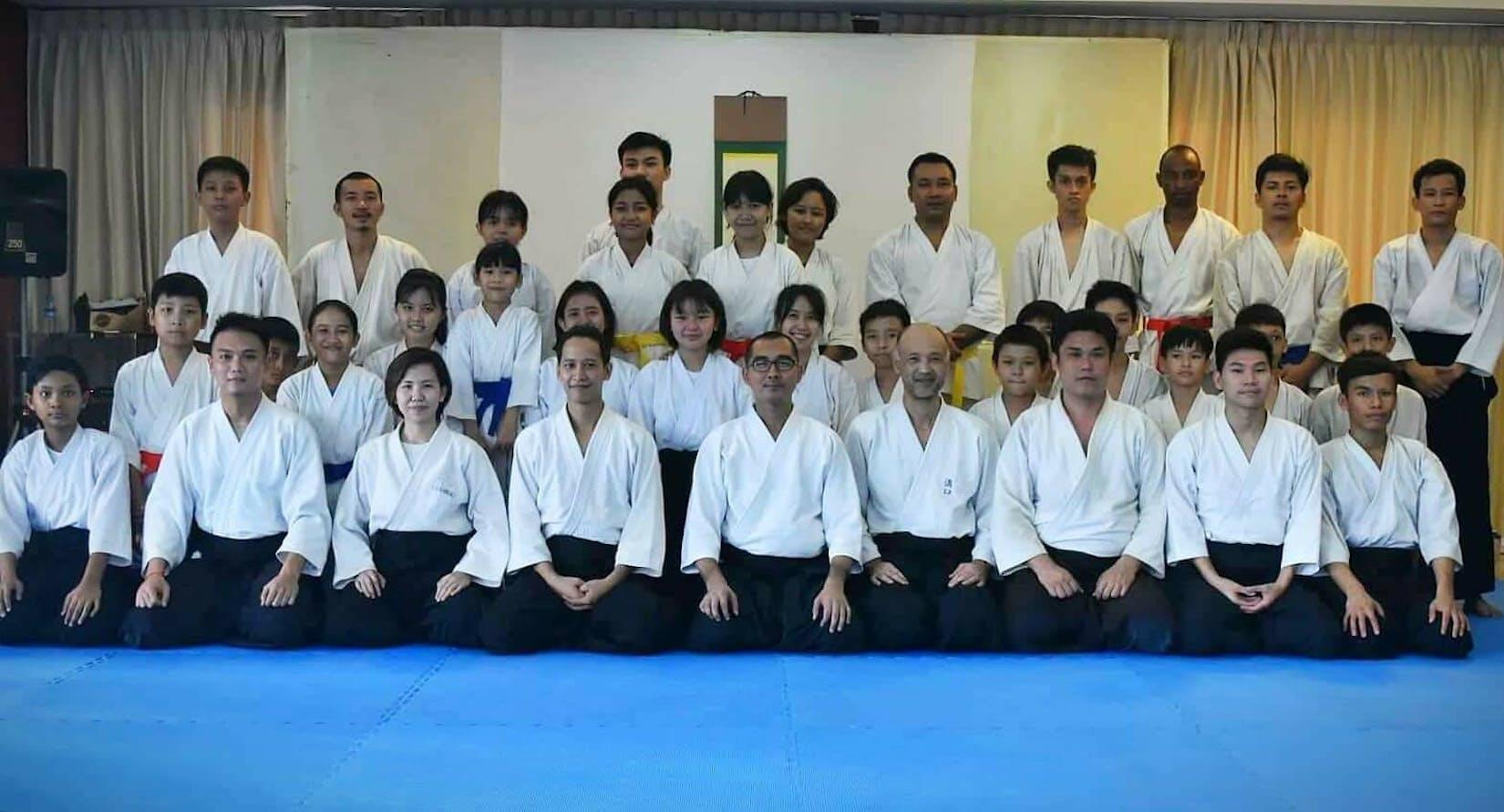 Millennia Aikido Dojo | Beauty