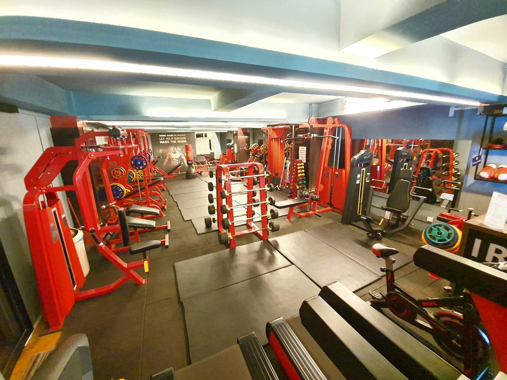 Iron Fitness | Beauty