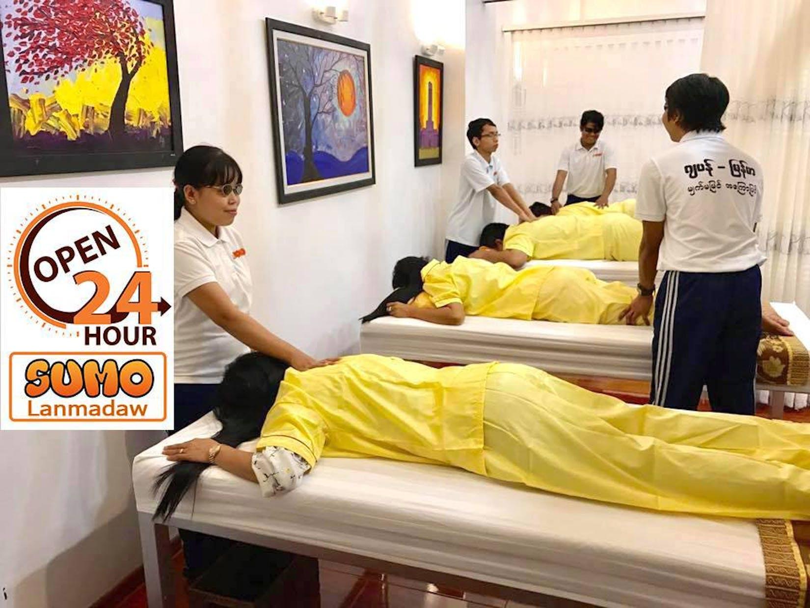 Sumo Blind Massage | Beauty