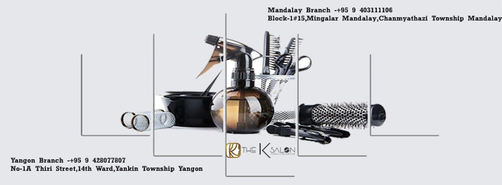 The K Salon Yangon Branch | Beauty