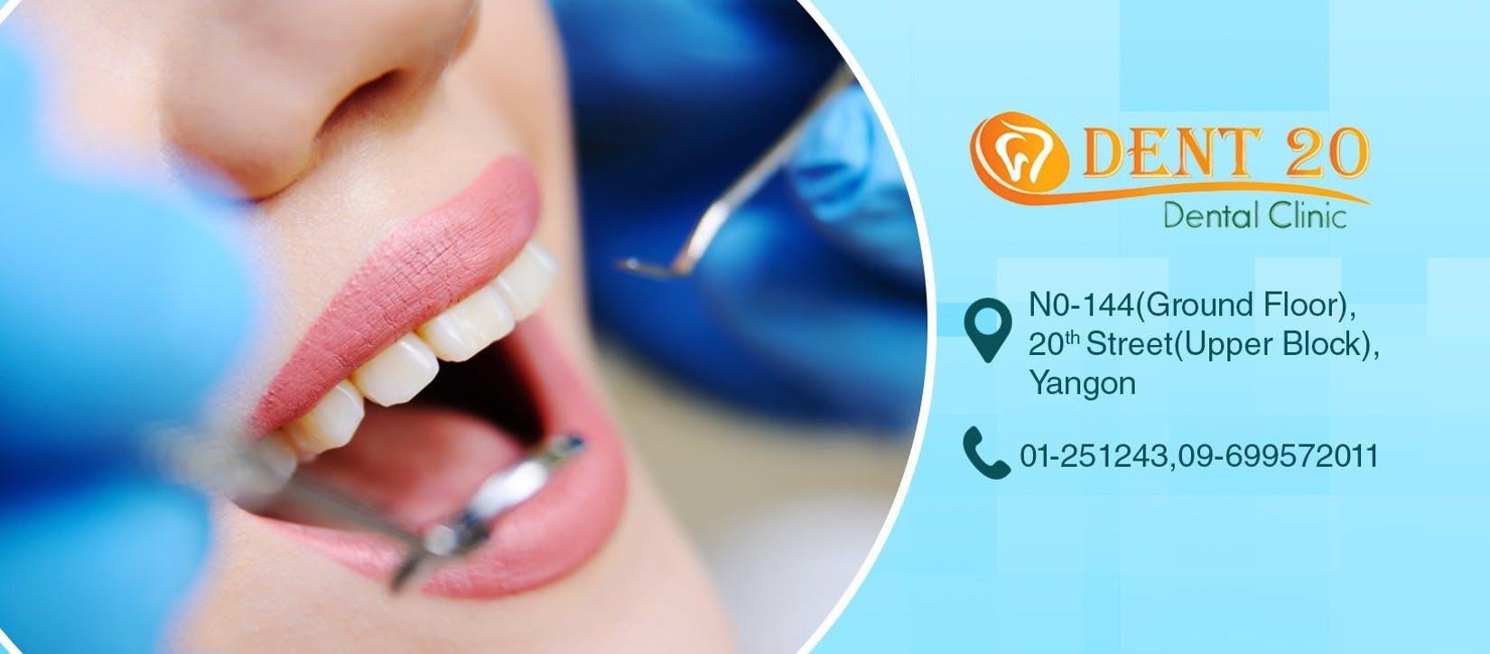 Dent 20 Dental Clinic | Medical