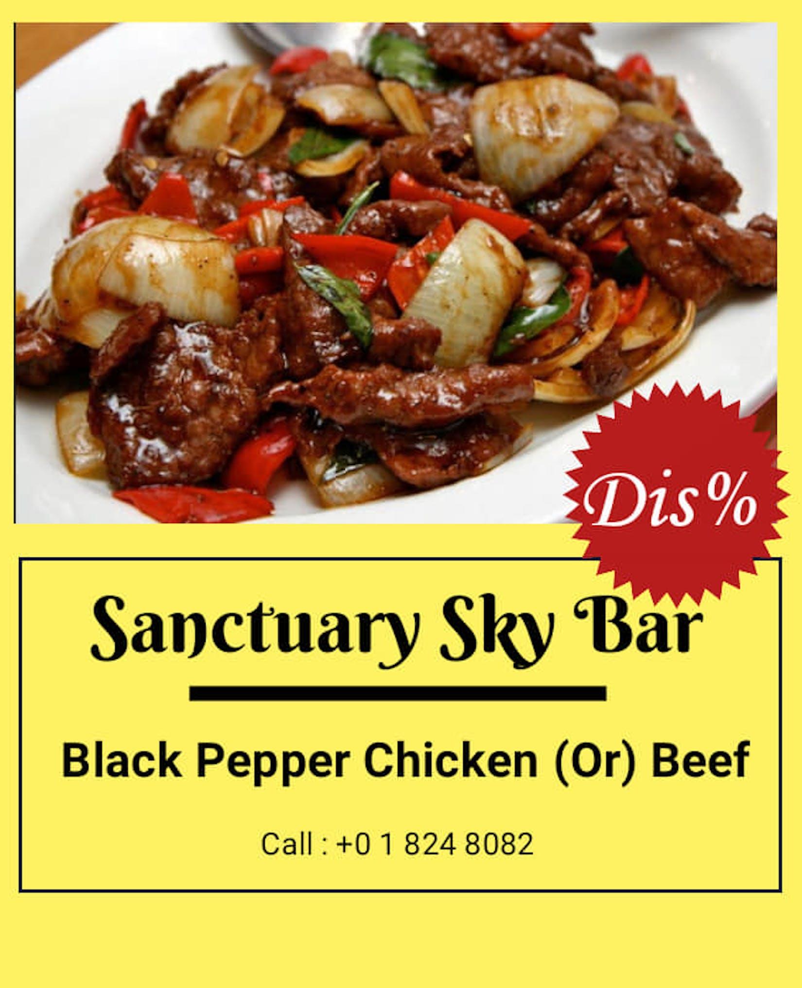 Sanctuary Sky Bar | yathar