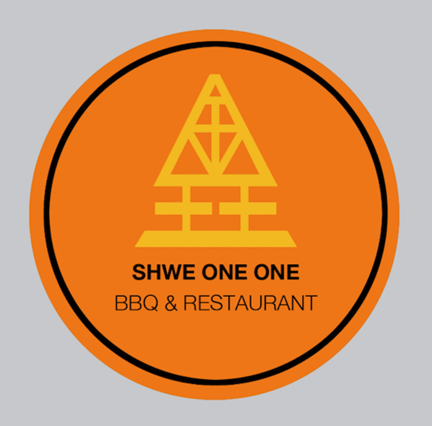 Shwe One One BBQ & Restaurant   yathar