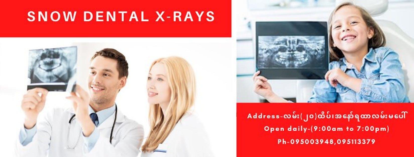Snow Digital Dental Imaging Centre | Medical