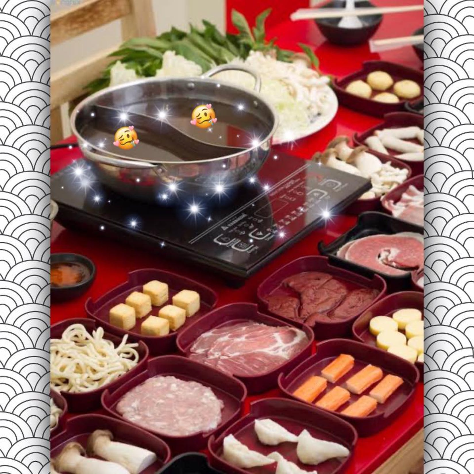 Flow Hot Pot | yathar